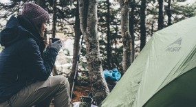 Top 5 UK Camping Places